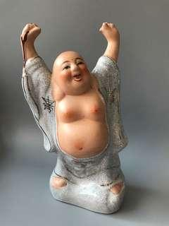 🚚 Chinese Laughing Buddha Figurine