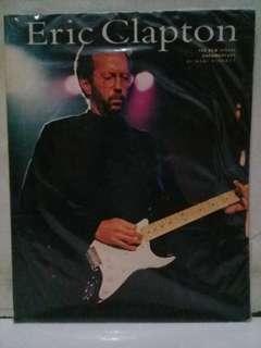 Buku Biography Eric Clapton
