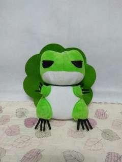 🚚 旅行青蛙布偶