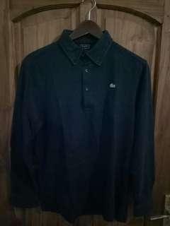 Poloshirt Lacoste panjang