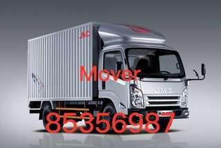 Mover and delivery