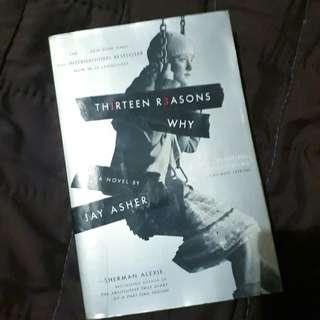 Thirteen Reasons Why by Jay Asher - Fiction Book