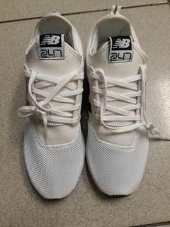 New balance 247 Classic網面復古鞋情侶款