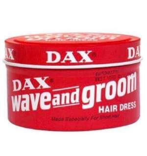 BUY 1 GET 1 FREE Dax Wave n Groom Hair Dress 3.5oz
