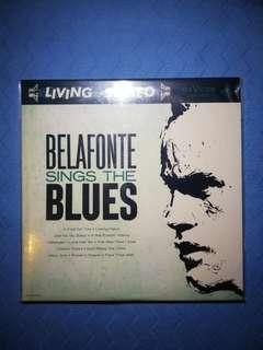 BELAFONTE SINGS THE BLUES sealed LP