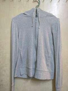 Uniqlo Hoodie Sweater (Grey)