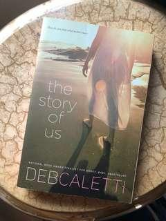 The Story of Us- Deb Caletti