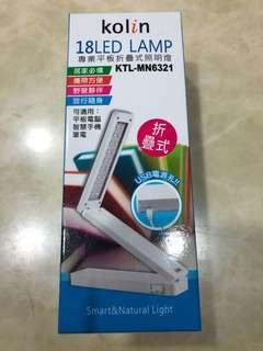 🚚 Kolin 18LED LAMP KTL-MN6321 USB(LED燈)