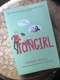 Bestseller: Fan Girl by Rainbow Rowell