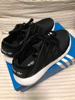 Adidas black tubular viral