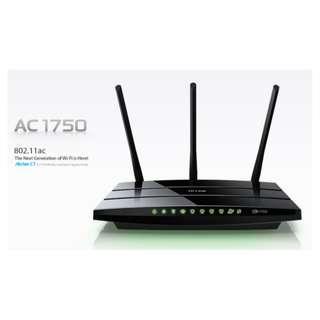 TP-LINK AC1750  Archer C7 Dual Band Wireless AC Gigabit Router, 2.4GHz 450Mbps+5G
