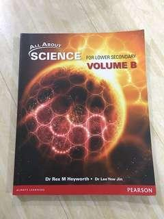 All About Science Volume B (for lower secondary)