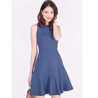 🚚 FAYTH Elyne Flounce Dress