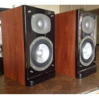 Energy C series bookshelf speakers