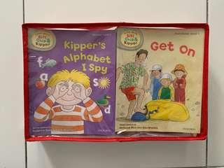 Biff, Chip & Kipper - Oxford reading tree (level 1-3)