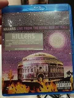 Blu Ray Madonna + The Killers concert