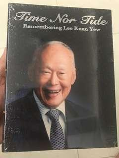 Remembering LKY - Time Nor Tide