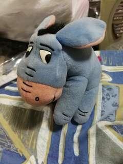Disney winnie the pooh 迪士尼E 喔公仔doll