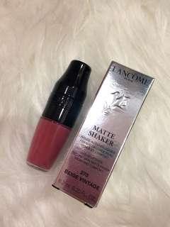 Lancôme Matte Shaker 270 Beige Vintage Lipstick