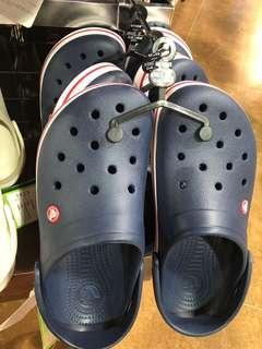 Crocs and Benassi