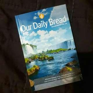 Our Daily Bread annual edition volume 24