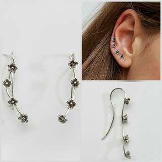 LOOKING FOR: flower ear climber