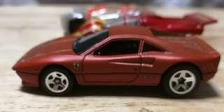hot wheels rare ferrari 288 GTO set