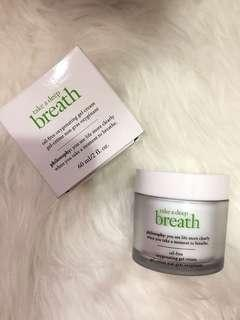 Philosophy Take A Deep Breath Gel Cream Moisturizer