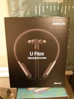 🚚 藍芽頸環掛式耳機 samsung U Flex 藍芽頸環掛式耳機