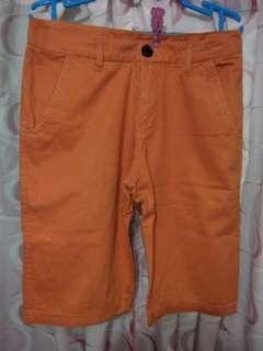 Hammerhead Orange Shorts size 29 mens