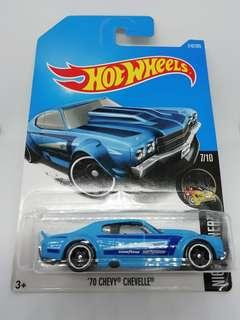 71 Chevy Cheville