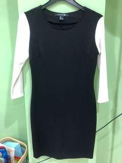🚚 Forever21 顯瘦洋裝 包臀洋裝 歐美洋裝