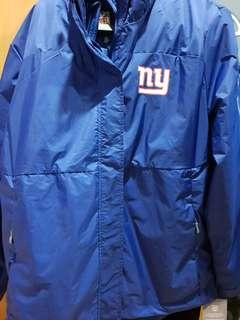 Official NFL 3-in-1 NY Giants Systems Jacket