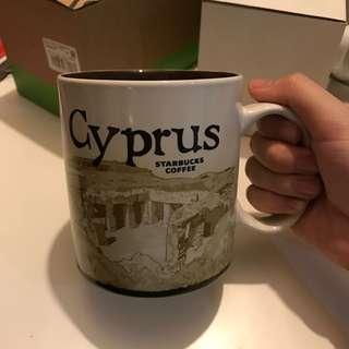 Starbucks Mug: Cyprus