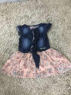 guess dress baby