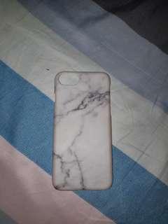 h&m marble case iphone6/7/8