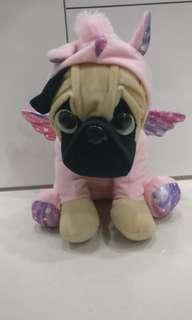 🚚 Fairy pug, soft toy - caught from Japan USS