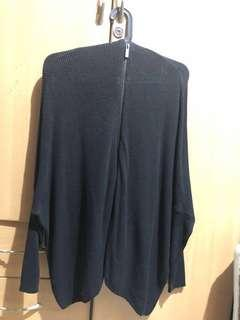 Bershka Elegant Black Knit