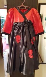 Korean costume hanbok