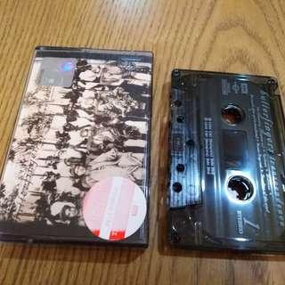 Butterfingers - Transcendence cassette