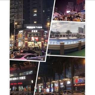 香港上市佳兆業#中山最旺商圈