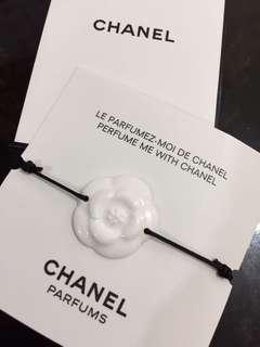 Chanel 山茶花手繩