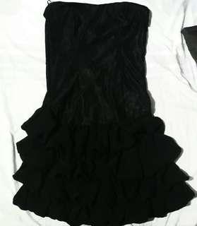 Mermaid Frills Sweetheart Neckline Formalwear Prom Dress