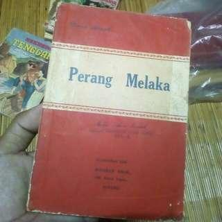 Buku Lama; Perang Mekaka