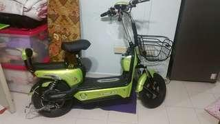 Electric Scooter(reserved)