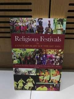 Religious Festivals in Contemporary Southeast Asia