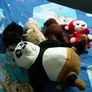 Stuffed Toys (clearance)
