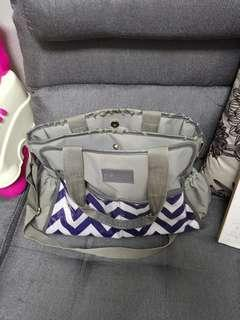 Bag for baby to go out