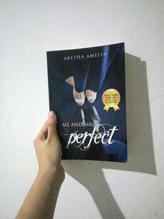 Novel Wattpad Me & Mr Perfect