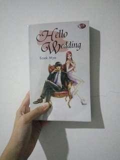 Hello Wedding K-toon